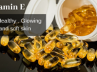 Vitamin E benefits for skin