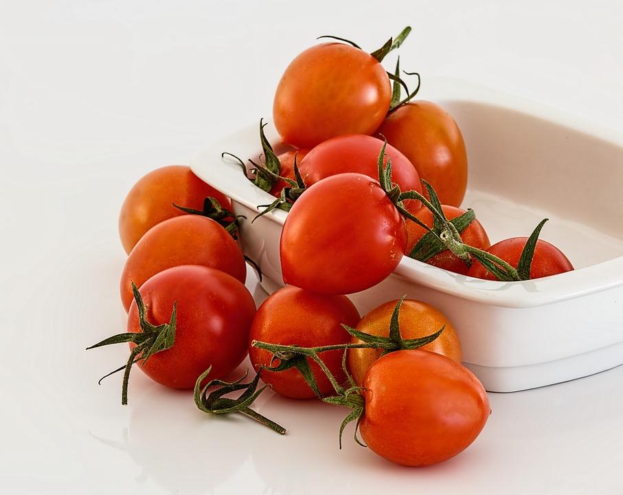 tomato for dark or black neck