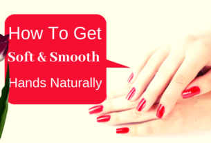 how to make hands soft and smooth