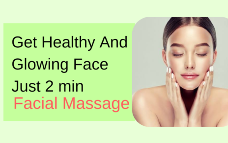 Facial Massage Daily