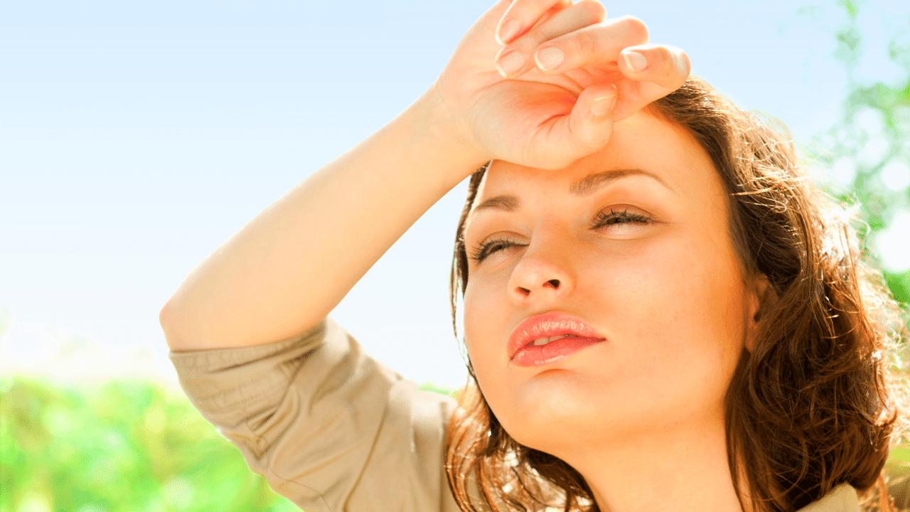 How to get rid of sunburn