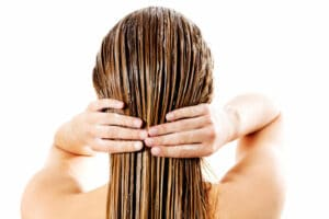 Aloe vera gel and Coconut oil for Hair Growth